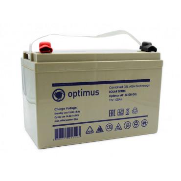 Аккумуляторная батарея Optimus AP-12100 GEL